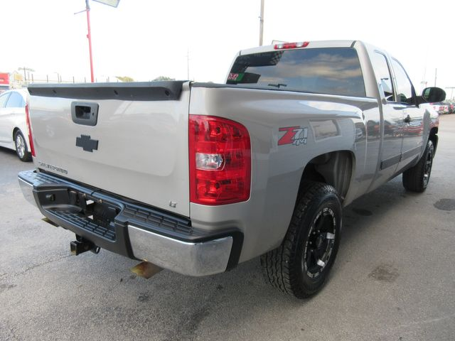 2007 Chevrolet Silverado 1500 LT w/2LT south houston, TX 4