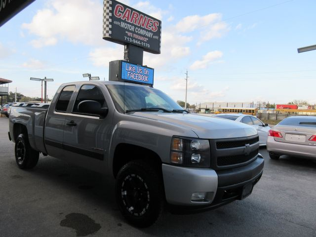 2007 Chevrolet Silverado 1500 LT w/2LT south houston, TX 5