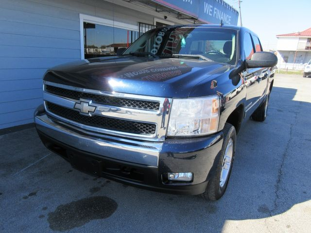 2007 Chevrolet Silverado 1500 LT w/1LT south houston, TX 1