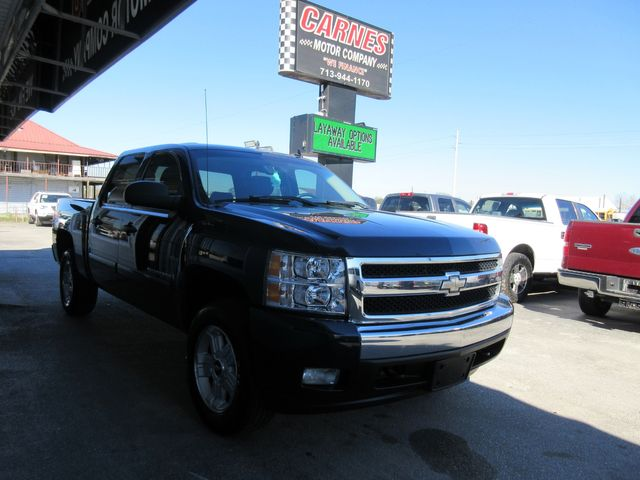 2007 Chevrolet Silverado 1500 LT w/1LT south houston, TX 5