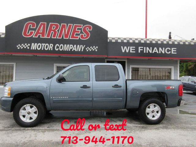 2007 Chevrolet Silverado 1500 LT w/1LT south houston, TX
