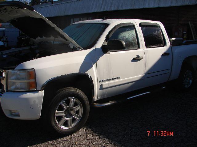 2007 Chevrolet Silverado 1500 LT w/1LT Spartanburg, South Carolina 3