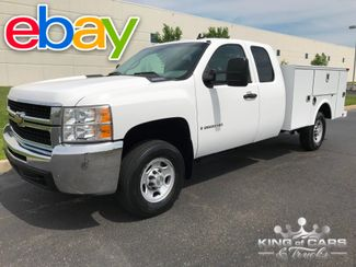 2007 Chevrolet Silverado 2500 EXT-CAB UTILITY 6.6L DURAMAX 66K MILES 1-OWNER in Woodbury, New Jersey 08096