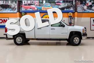 2007 Chevrolet Silverado 2500HD LT 4X4 in Addison Texas, 75001