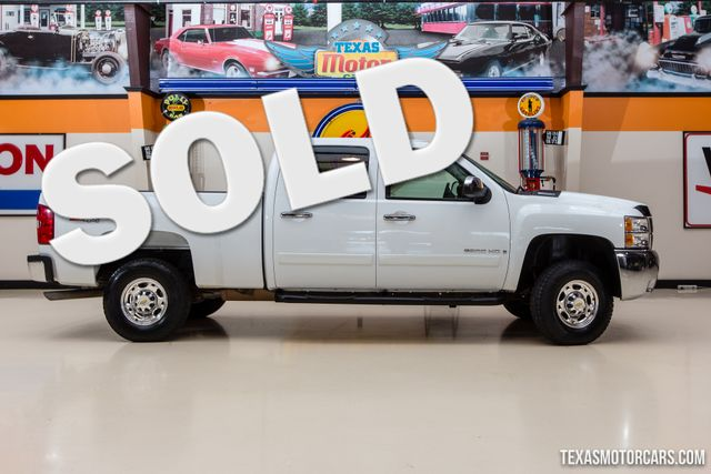 2007 Chevrolet Silverado 2500HD LT 4X4 in Addison, Texas 75001