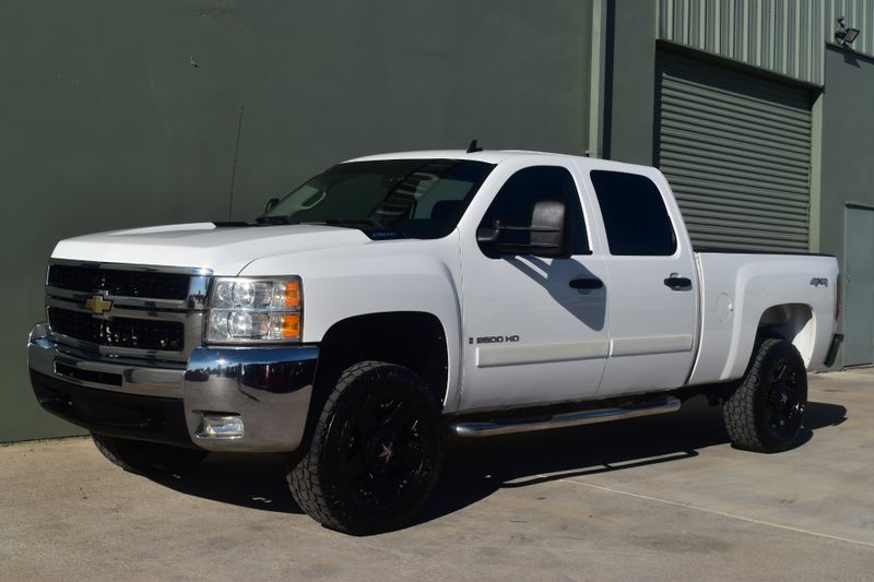 ... 2007 Chevrolet Silverado 2500HD LT W/1LT | Arlington, TX | Lone Star  Auto ...