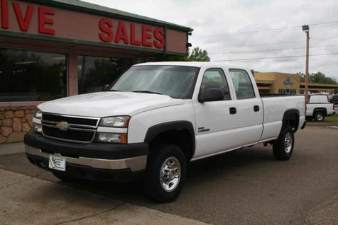 2007 Chevrolet Silverado 2500HD Classic Work Truck in Glendive, MT