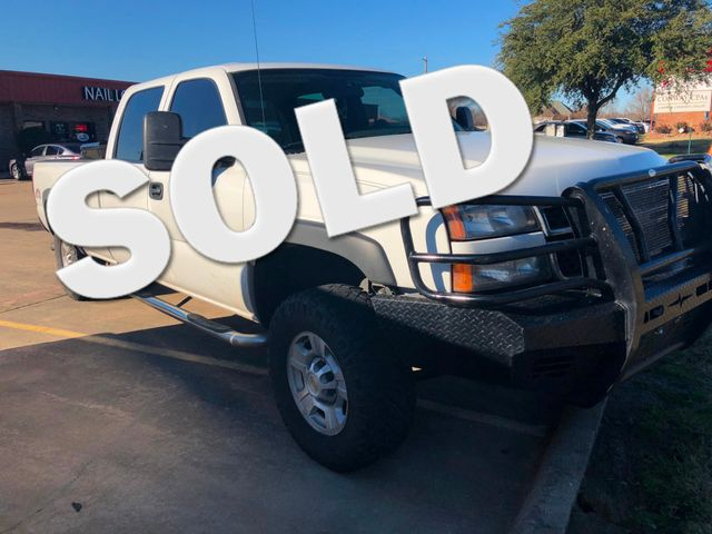 2007 Chevrolet Silverado 2500HD Classic Work Truck | Greenville, TX | Barrow Motors in Greenville TX