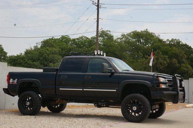 2007 Chevrolet Silverado 2500HD Classic LT1 | Lewisville, Texas | Castle Hills Motors in Lewisville Texas