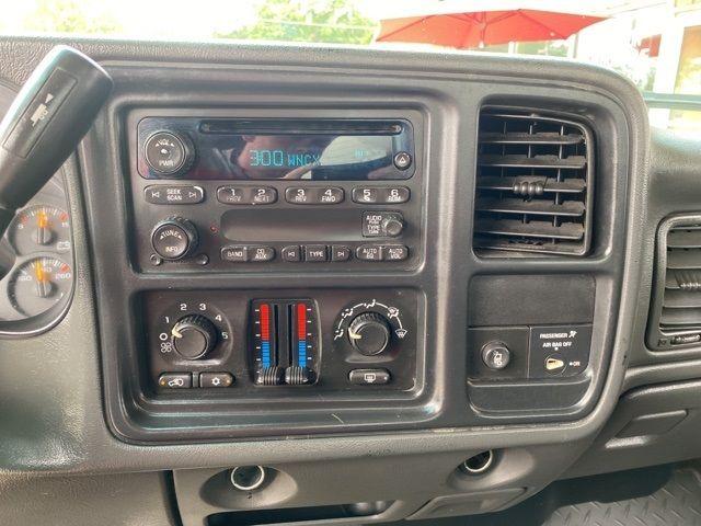 2007 Chevrolet Silverado 2500HD Classic Work Truck in Medina, OHIO 44256