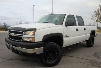 2007 Chevrolet Silverado 2500HD Classic Work Truck in New Braunfels, TX 78130