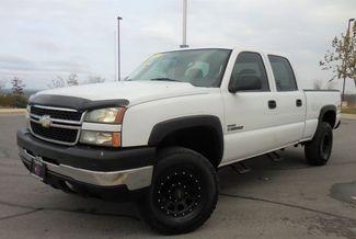 2007 Chevrolet Silverado 2500HD Classic Work Truck in New Braunfels, TX 78130