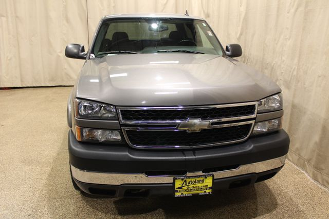 2007 Chevrolet Silverado 2500HD 4x4 Diesel Long Bed LT1 in Roscoe IL, 61073