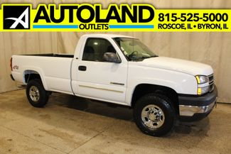 2007 Chevrolet Silverado 2500HD 8.1L long bed 4x4 LT1 in Roscoe IL, 61073