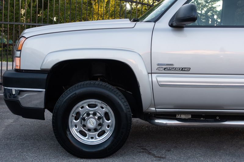 2007 Chevrolet Silverado 2500HD Classic LT3   Texas  EURO 2 MOTORS  in , Texas