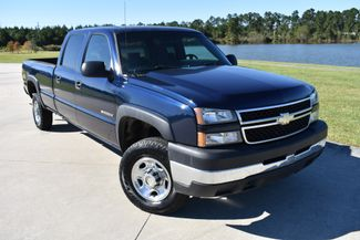2007 Chevrolet Silverado 2500HD Classic Work Truck Walker, Louisiana 1