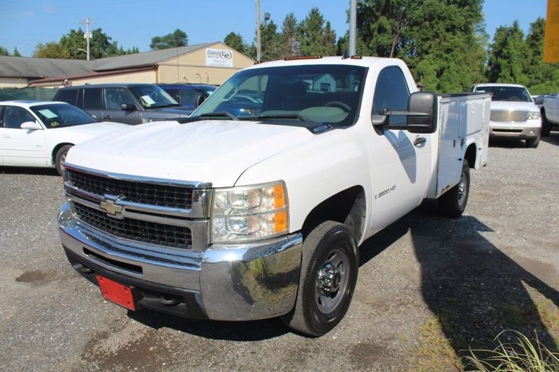 2007 Chevrolet Silverado 2500HD Work Truck  city MD  South County Public Auto Auction  in Harwood, MD