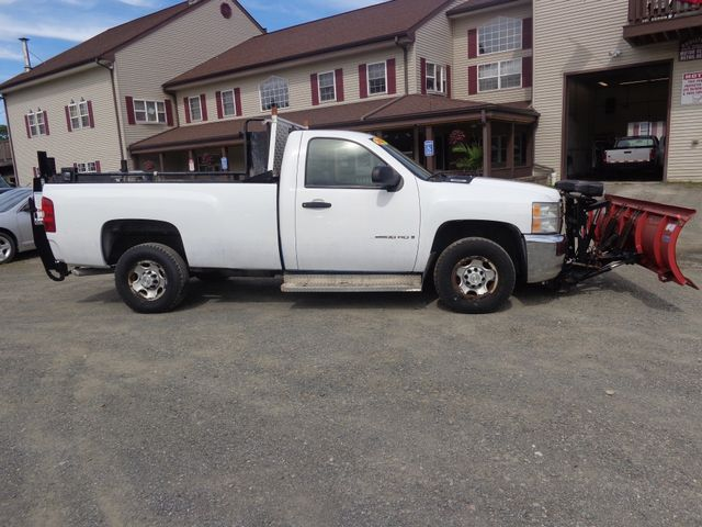 2007 Chevrolet Silverado 2500HD Work Truck Hoosick Falls, New York 2