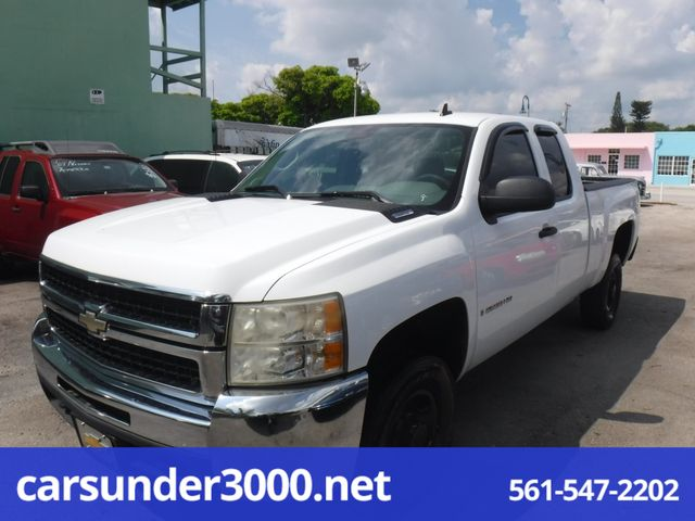 2007 Chevrolet Silverado 2500HD Work Truck Lake Worth , Florida