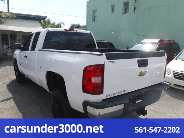 2007 Chevrolet Silverado 2500HD Work Truck Lake Worth , Florida 12