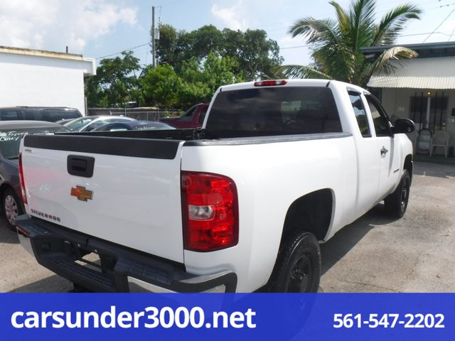 2007 Chevrolet Silverado 2500HD Work Truck Lake Worth , Florida 13