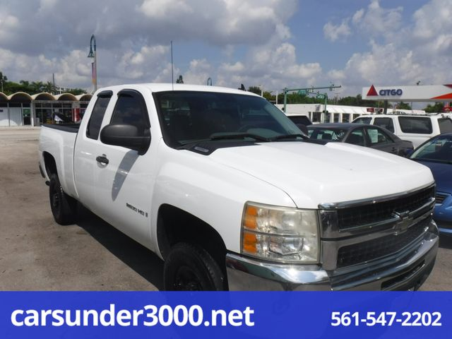 2007 Chevrolet Silverado 2500HD Work Truck Lake Worth , Florida 14