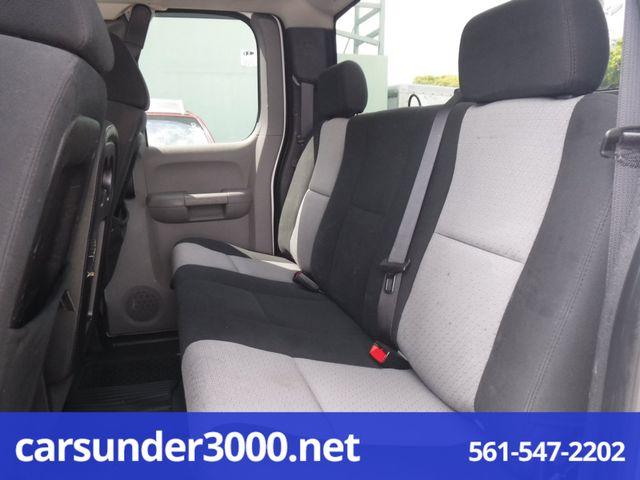 2007 Chevrolet Silverado 2500HD Work Truck Lake Worth , Florida 16