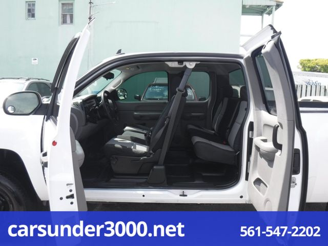 2007 Chevrolet Silverado 2500HD Work Truck Lake Worth , Florida 4