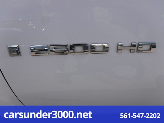 2007 Chevrolet Silverado 2500HD Work Truck Lake Worth , Florida 7