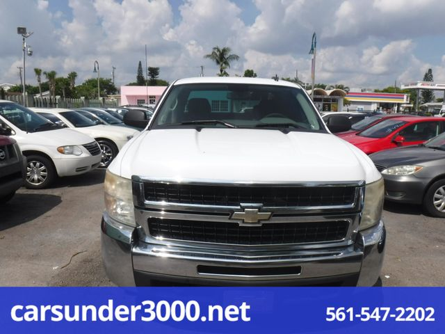 2007 Chevrolet Silverado 2500HD Work Truck Lake Worth , Florida 8