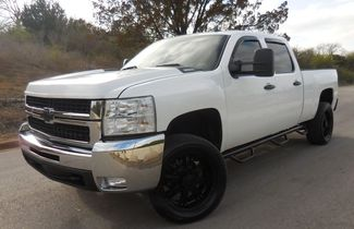 2007 Chevrolet Silverado 2500HD LT w/1LT in New Braunfels, TX 78130