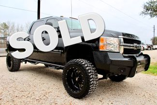 2007 Chevrolet Silverado 2500 HD LTZ Crew Cab 4x4  6.6L Duramax Diesel Allison Auto LIFTED Sealy, Texas 0
