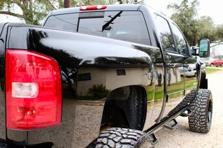 2007 Chevrolet Silverado 2500 HD LTZ Crew Cab 4x4  6.6L Duramax Diesel Allison Auto LIFTED Sealy, Texas 10