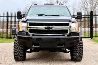 2007 Chevrolet Silverado 2500 HD LTZ Crew Cab 4x4  6.6L Duramax Diesel Allison Auto LIFTED Sealy, Texas 3