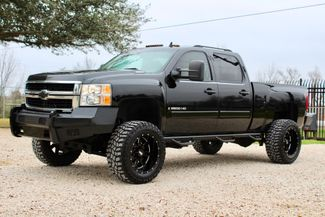 2007 Chevrolet Silverado 2500 HD LTZ Crew Cab 4x4  6.6L Duramax Diesel Allison Auto LIFTED Sealy, Texas 5