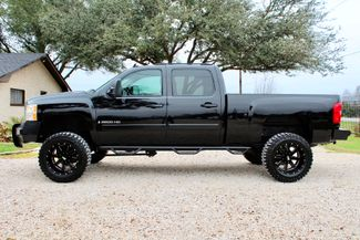 2007 Chevrolet Silverado 2500 HD LTZ Crew Cab 4x4  6.6L Duramax Diesel Allison Auto LIFTED Sealy, Texas 6