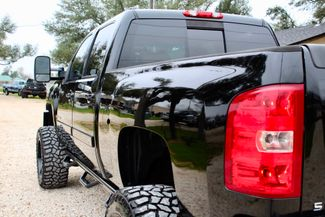 2007 Chevrolet Silverado 2500 HD LTZ Crew Cab 4x4  6.6L Duramax Diesel Allison Auto LIFTED Sealy, Texas 8