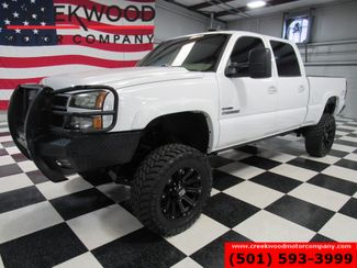 2007 Chevrolet Silverado 2500HD Classic LBZ Duramax Diesel Lifted Leather Sunroof in Searcy, AR 72143