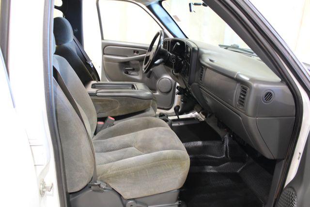 2007 Chevrolet Silverado 2500hd utility truck 4x4 in Roscoe, IL 61073