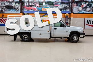 2007 Chevrolet Silverado 3500 Classic LT1 in Addison Texas, 75001