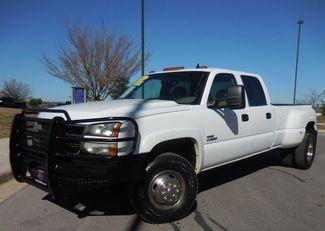 2007 Chevrolet Silverado 3500 Classic DRW LT3 in New Braunfels, TX 78130