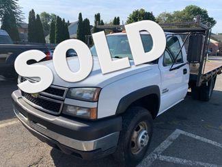 2007 Chevrolet Silverado 3500 Classic WT Flatbed  city MA  Baron Auto Sales  in West Springfield, MA