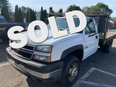 2007 Chevrolet Silverado 3500 Classic WT Flatbed in West Springfield, MA