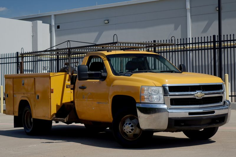 2007 Chevrolet Silverado 3500HD WT | Plano, TX | Carrick's Autos in Plano TX