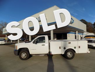 2007 Chevrolet Silverado 3500HD WT in Sheridan, Arkansas 72150