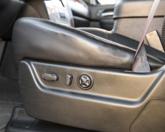 2007 Chevrolet Suburban LTZ Burbank, CA 10