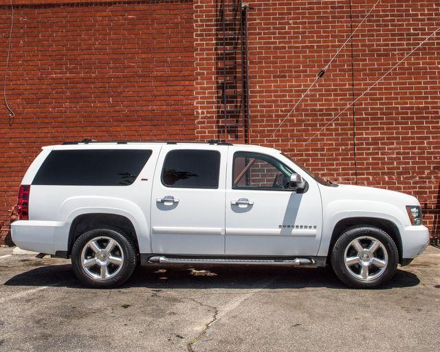 2007 Chevrolet Suburban LTZ Burbank, CA 3