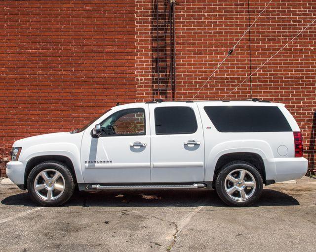 2007 Chevrolet Suburban LTZ Burbank, CA 4