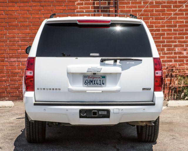 2007 Chevrolet Suburban LTZ Burbank, CA 6