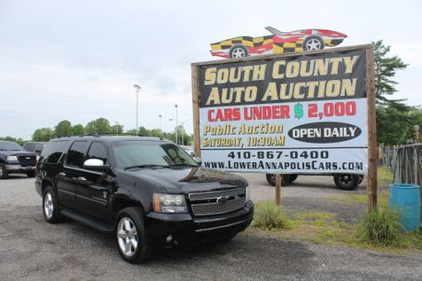 2007 Chevrolet Suburban LTZ in Harwood, MD